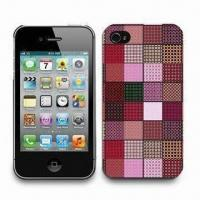 Wholesale Water Transfer Printing Cases for iPhone 4/4S, Available in Various Colors from china suppliers