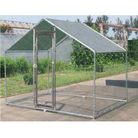 China 2Lx3Wx2H m Chicken Run Coop/ Animal Run/Chicken House/Pet House/Outdoor Exercise Cage Coop for Hen Poultry Dog Rabbit for sale