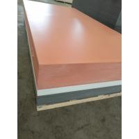 Colorful Reinforced Fiber Cement Panel Siding Board For Interior / Exterior High Strength