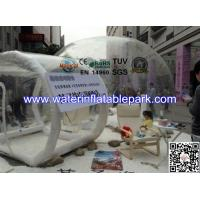 Wholesale Outdoor Transparent  Inflatable Bubble Tent  For Party , Clear Igloo Tent from china suppliers
