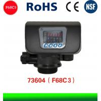 Buy cheap RO System Parts Runxin Black Automatic Softner Control Valve F68C3 4m3/h Softner Valve from wholesalers
