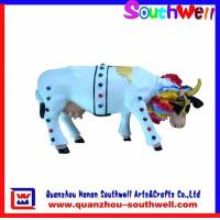 Buy cheap Custom Cow Figurines,animal gifts from wholesalers