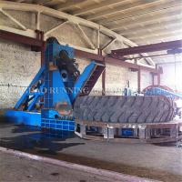 China 4m Large Waste Tyre Recycling Machine 20 - 100 Mesh Powder Size Low Energy Consumption for sale