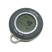 Wholesale Outdoor mini altimeter with climb rate, compass, barometer, weather forecast SR108N from china suppliers