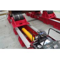 60T Cylinder Welding Hydraulic Rotator , Fit - up Tank Rotators