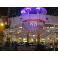 Wholesale Heavy Duty Aluminum Stage Truss System With PVC Material Tent , stage lighting truss from china suppliers
