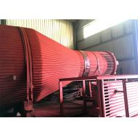 China High Efficient Special Shape Boiler Cyclone Separator Gas Solid Separation Stable for sale