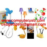 USB Fan USB Light China factory for sale