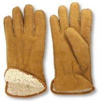 Quality double face winter gloves for sale