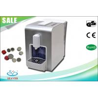 ABS Compatible Nespresso Capsules Caffitaly Coffee Machine For Commercial