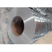 Wholesale Width 12 - 1100mm Hot Rolling Aluminium Strips For Oil Cooler , Aluminium Sheet Roll from china suppliers