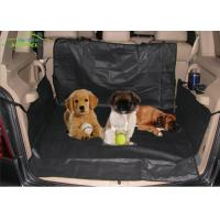 China Waterproof Classic Dog / Cat Pet Car Accessories Front Car Seat Covers on sale