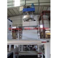 China PP Film Blowing Machinery Plastic Extrusion Equipment For Packing Food / Garmints on sale