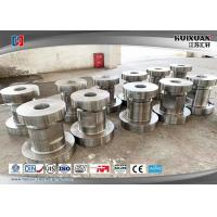 Buy cheap F53 F6NM 4130 35CrMo 4140 42CrMoA 42CrMo4 Forging Stainless Steel Tube Head from wholesalers