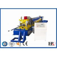 Wholesale Automatic Cutting C Purlin Roll Forming Machine With Non - Stop Shearing Device from china suppliers