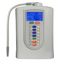 China Home Antioxidant Alkaline Water Ionizer With External Prefilter CE RoHS Approve on sale