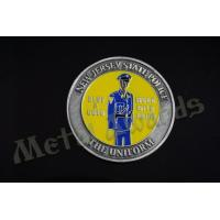 The United States Flag Challenge Coins , Modern Commemorative Coins OEM Available
