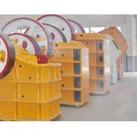 Wholesale High-efficiency Jaw crusher for beneficiation line from china suppliers