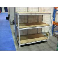 Wholesale Powder Coated  Rust Proof Rivet Boltless Shelving for Light Duty Application from china suppliers