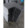Multi Function Polished Granite Floor Tiles / Black White Galaxy Granite Floor Tiles for sale