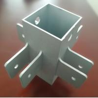 China OEM Machining Service Aluminium Extrusion Profiles 6061- T6 CNC Milling Machine Part on sale