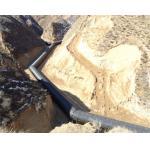China Anticorrosive corrugated steel pipe for sale