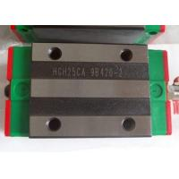 Wholesale HSR 20CA High Precision Flange Linear Bearing THK Linear Guide Rail from china suppliers