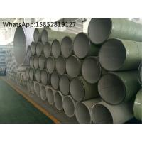 Best Welded Stainless Steel Pipe UNS S31703 TP317L DIN1.4438 , Stainless Steel Pipe Welding wholesale