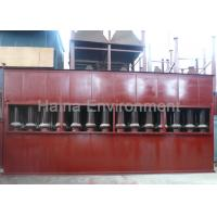Simple Operation Multiclone Wet Scrubber Dust Collector For Industrail Boiler