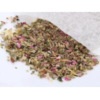 Wholesale Chinese Natural Herbal Tea , Lotus Leaf And Rose Blended Tea from china suppliers