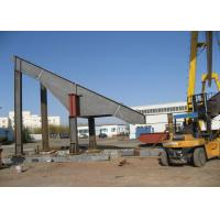 China Indian Strong Structural Steel , Bracing Platform Heavy Steel Construction for sale