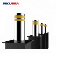 Wholesale Fully Automatic Bollard Guardrail stops vehicles and control access from china suppliers