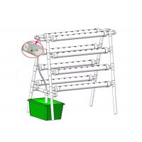 Wholesale Home Grow Indoor Plant Hydroponic Grow System With 72 Holes Countryside Style from china suppliers