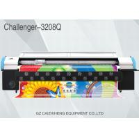 Wholesale Flex Outdoor Wide Format Color Printer Double 4 Color 3200mm Challenger 3208Q from china suppliers