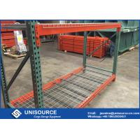 Wholesale Verstile / Economical Teardrop Pallet Rack Flexible Selective Pallet Racking System from china suppliers