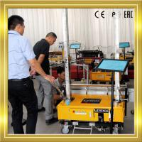 China Ez Renda  Automatic Rendering Machine For Sale Light Weight, Protable For Wall Render on sale