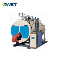 Wholesale 5 Ton Industrial Gas Fired Steam Boilers 96.58% Thermal Efficiency Fully Automatic from china suppliers