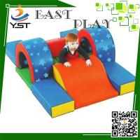 Wholesale Climbing Foam Soft Play Sponge , Multicolor Childrens Soft Play Mats from china suppliers
