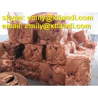Wholesale copper wire scrap cas 7440-50-8 purity:99 copper ingot mercury quicksilver china supplier email/skype:emily@xtlandi.com from china suppliers