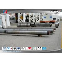 ASTM Standard Stainless Steel Forging , Forged Hydraulic Cylinder Piston Rod