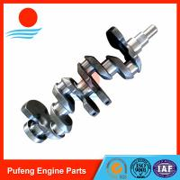 Wholesale Toyota crankshaft supplier in China, Corolla crankshaft 3ZZ 4ZZ 13401-22030 13401-22040 13401-0D040 from china suppliers