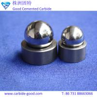 Wholesale Tungsten alloy valve seat ball seat and cemented carbide sphere from china suppliers