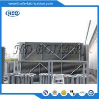 Wholesale Horizontal Carbon Steel Pressure Vessel Economizer In Boiler For Power Station from china suppliers