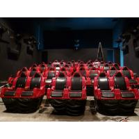 049-2004-Harbin Tower (Long Tower)-4D Motion 48 Seats theater-3D 4D 5D 6D Cinema Theater Movie Motion Chair Seat System Furniture equipment facility suppliers factory for sale