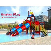 China Popular Water Playground Equipment , Swimming Pool Commercial Water Park Equipment Superior for sale