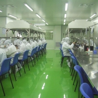 Wholesale Modular Class 10 Microelectronics Cleanroom Design from china suppliers