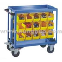 Push cart|China hot dog push cart with grids for sale