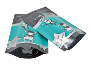 Wholesale Ziplock Gravure Printing Aluminum Foil Stand Up Pouch from china suppliers