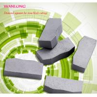 WANLONG diamond segment for stone block and slab cutting,diamond cutting segment for granite&marble&sandstone processing