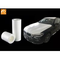 China Auto Transport Warp Film Protective Film,UV- resistance for 6-16 months for sale
